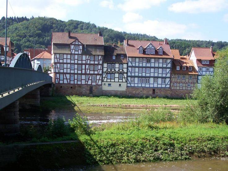 Simple Rotenburg an der Flda by Norbert Reiss