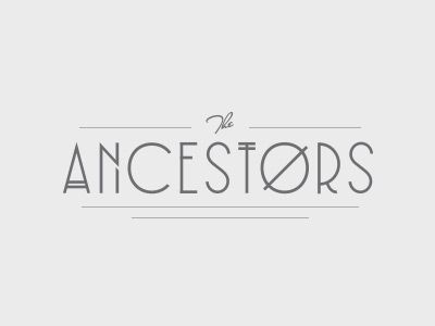 Ancestors 1 by Vaughn Hockey