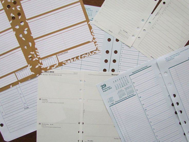 planner pages vGb great shows you how to design your own Simple