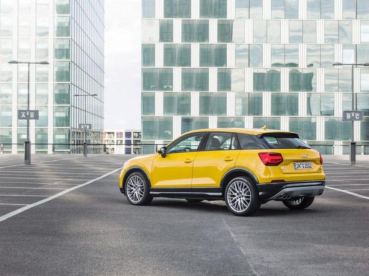 Audi Q2, a fresh new premium crossover