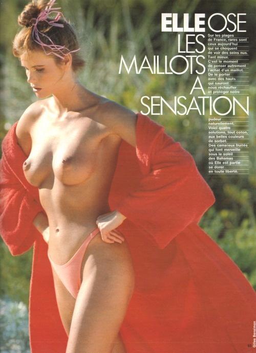 Congratulate, magnificent Elle magazine nude girls for the