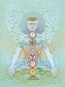 Čakry jsou podle hinduismu a dalších, často s hinduismem kulturně spřízněných myšlenkových proudů, energetická místa (centra) v těle popisovaná jako vír nebo kruh. Podle těchto nauk slouží čakry jako složité převodníky a transformátory prány v lidském organizmu. Aby bylo lidské tělo zdravé, musí jeho čakry správně fungovat, být v rovnováze a přijímat bioenergii.