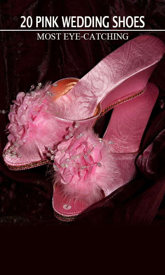Brides Don T Have To Wear White Or Ivory Wedding Shoes Anymore
