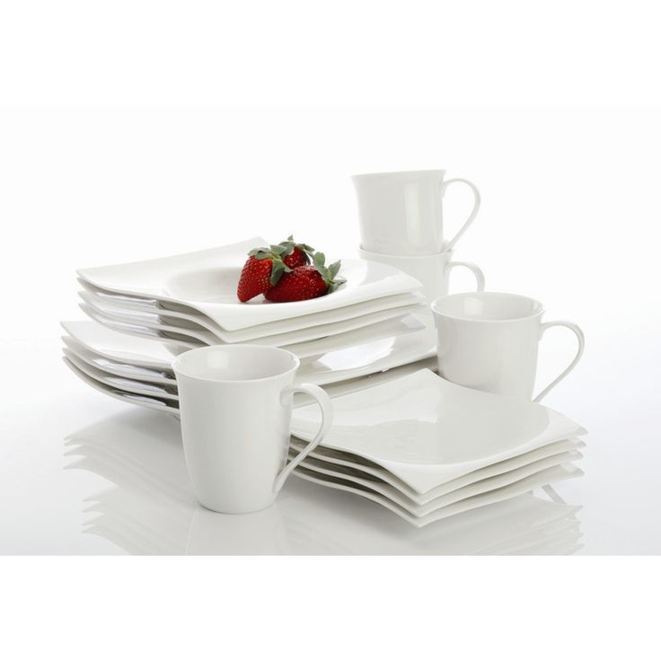 Contemporary Dinnerware Designs Ideas - http://caro.rcparquet.com/contemporary-dinnerware-designs-ideas/ : #ContemporaryFurniture The contemporary dinnerware today enters round dinnerware, but they also come in square and even rectangular shapes. If you want something new, and even something that you may never want to give up, square plates are a great idea. In fact, people end up enjoying it so much these they play out...