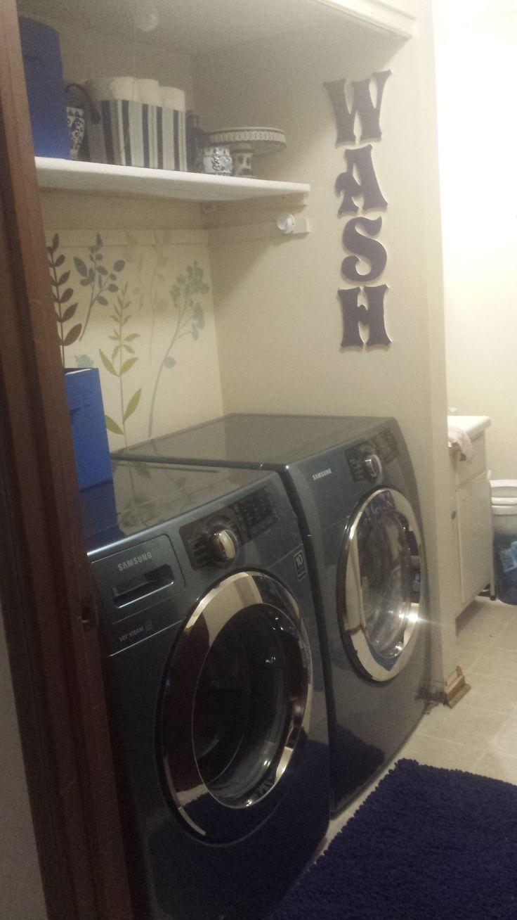 blue samsung front load washer and dryer tasha 39 s favorites pinterest washers front load. Black Bedroom Furniture Sets. Home Design Ideas