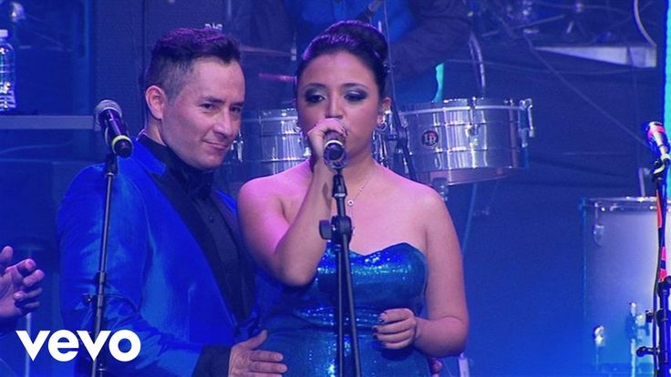 Los Ángeles Azules - El Listón De Tu Pelo (Live) ft. Grupo Cañaveral De ...