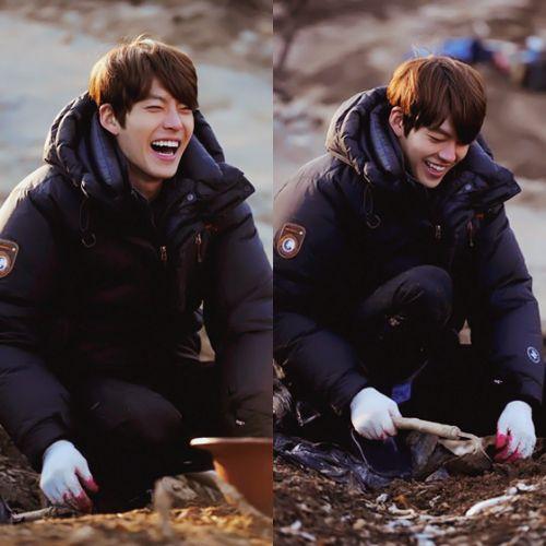 Kim Woo Bin smile... ^0^