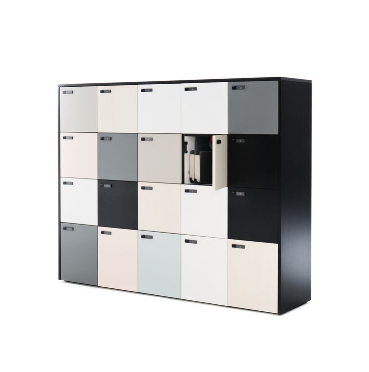 The Wall Cabinet | Office Furniture | Martela