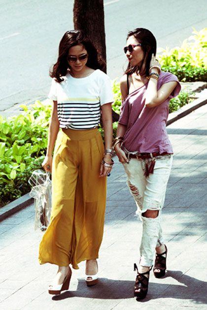 #Streetstyle #Vietnam : la #mode de rue à Hanoï