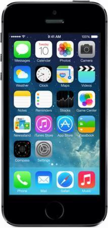 Apple iPhone 5S 16Gb space gray (серый)  — 19990 руб. —  СОВЕРШЕНСТВО В ДЕТАЛЯХ Смартфон Apple iPhone 5s – это целый набор потрясающих технологий в удивительно тонком и легком металлическом корпусе. Датчик идентификации по отпечатку пальца Touch ID. A7 – первый мобильный процессор с 64-битной архитектурой. Улучшенная, еще более впечатляющая камера iSight. И сверхскоростная беспроводная связь. НОВЫЙ СТАНДАРТ УДОБСТВА  создала смартфон, сочетающий в себе самые передовые технологии, толщиной…