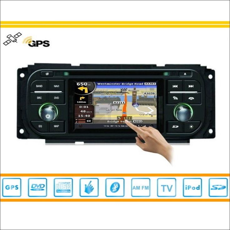 ==> [Free Shipping] Buy Best For Chrysler LHS 19982001 GPS Satellite Nav Map Navigation Radio Stereo CD DVD Player TV HD Touch Screen S160 Multimedia System Online with LOWEST Price | 32234599305