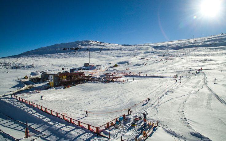 Sunny day on the Afriski slopes. #WinterSeason2016