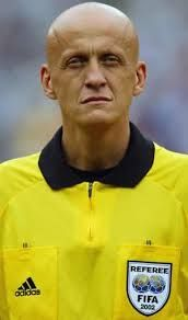 "Born: February 13th 1960 - Pierluigi Collina is an Italian former football referee. He is widely considered the best referee of his generation, having been named FIFA's ""Best Referee of the Year"" six consecutive times. (Wikipedia)"