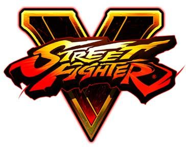 SFV Street Fighter V Logo