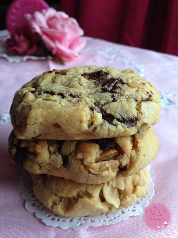 Cookies Cacahu�tes-Chocolat - Eric Kayser