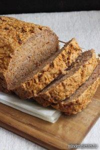 Sütőtök kenyér - MINDENMENTES