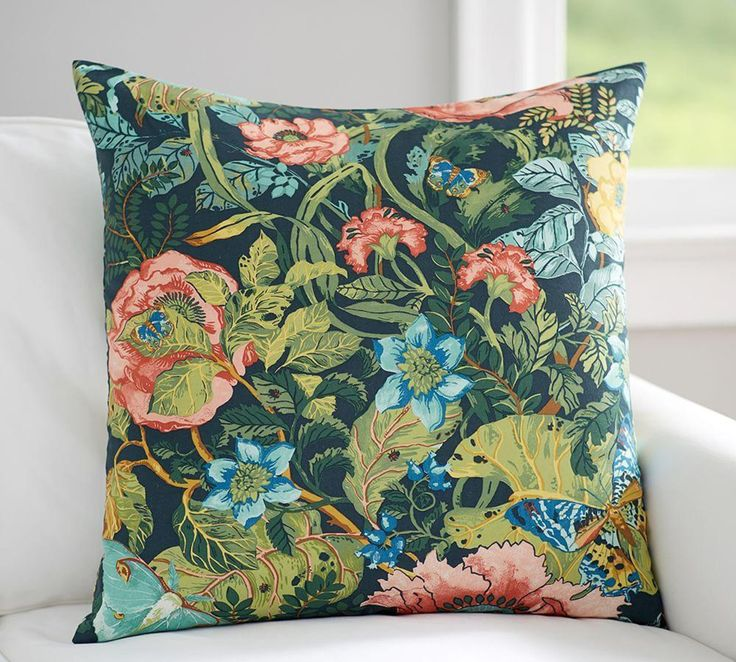 Lyla Print Cushion Cover - 61 cm