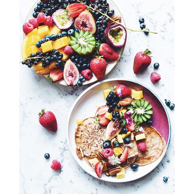 Fruity Breakfast Picnic Get This And 15 More Vegan Recipes At