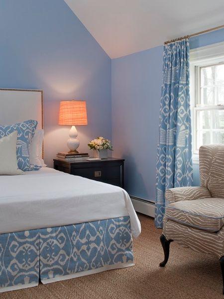 quarto azul serenity