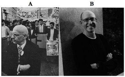 Michael Pollan or Michel Foucault?