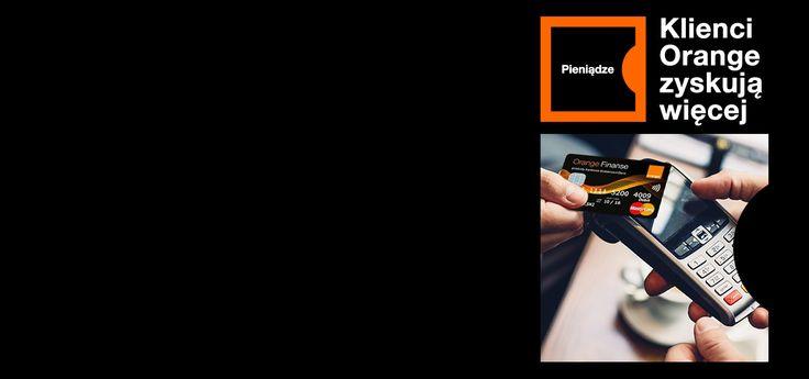 Orange Finanse – produkty bankowe dostarcza mBank