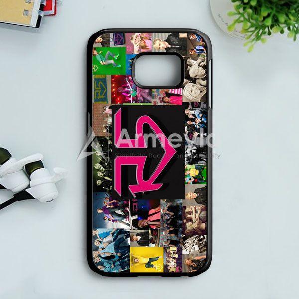 Ross Lynch R5 Band Collage Samsung Galaxy S7 Case | armeyla.com