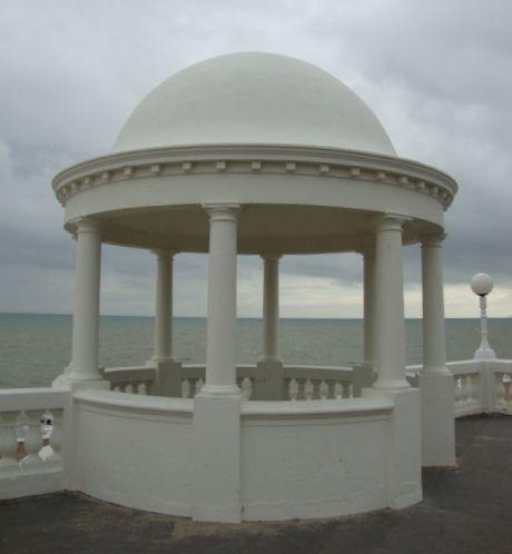 Bexhill On Sea - Vintage English Seaside resorts - the Promenade.