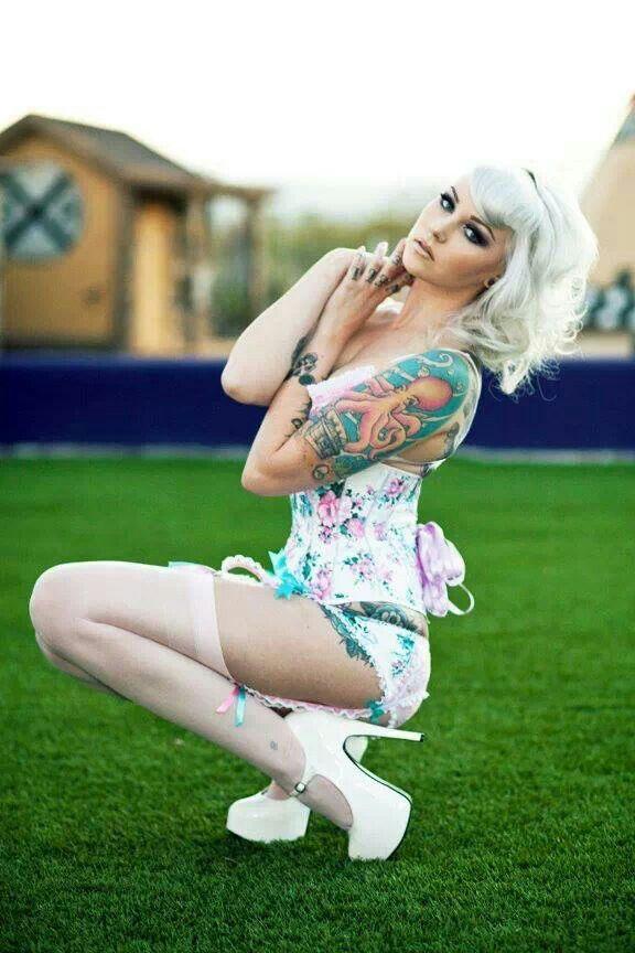 137 best kristen leanne images on pinterest tattoo girls