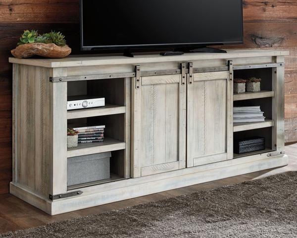 Carynhurst Tv Stand Living Room Tv Stand Ashley Furniture