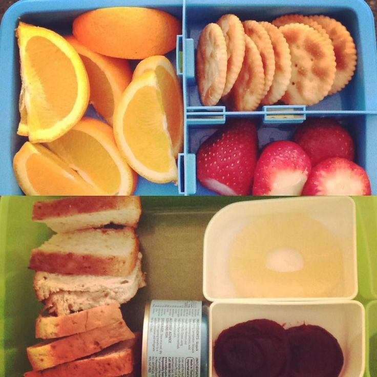 Today's lunch box for Master 5.