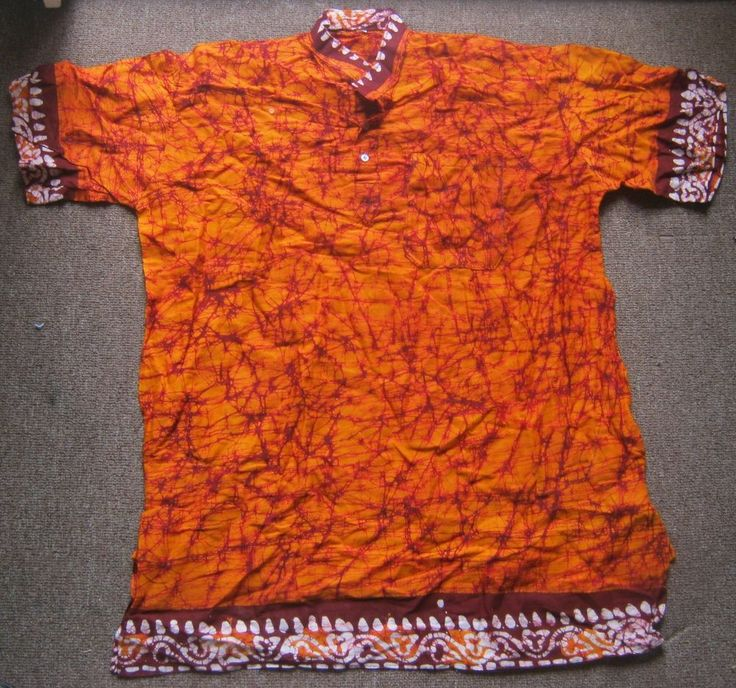 Unisex Cotton Kurta Shirt