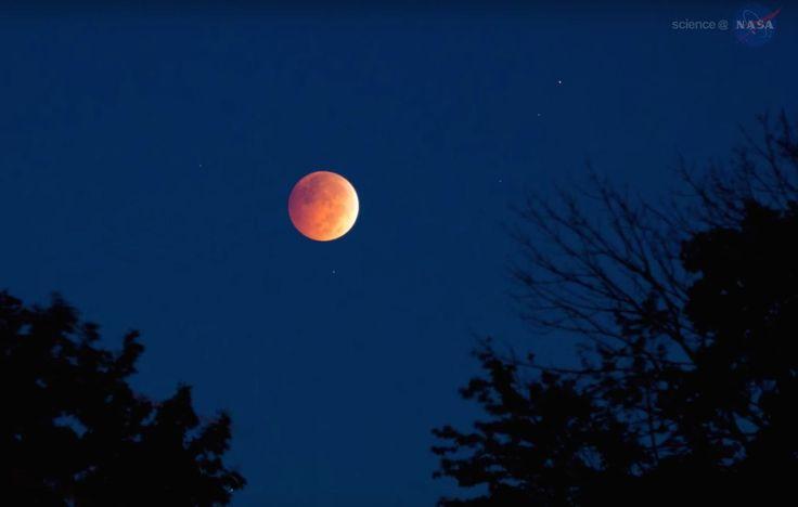 Mondfinsternis 2015: Alle Informationen zum Himmelsspektakel