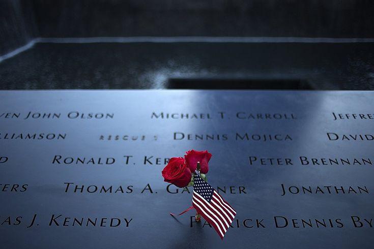 Годовщина теракта 11 сентября в США