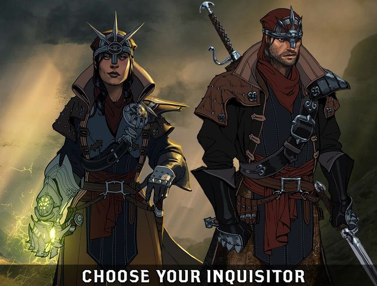 BioWare Shares Inquisitor Concept Art - Dragon Age: Inquisition - PC - www.GameInformer.com