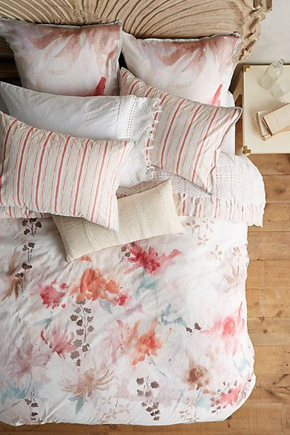 Lelie Duvet #anthropologie