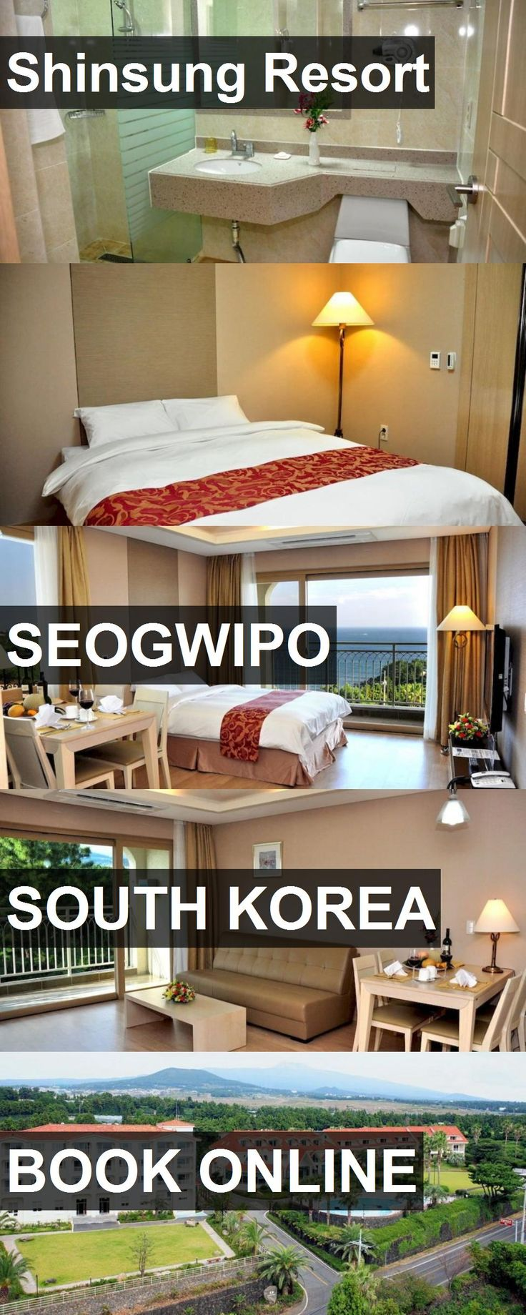 Hotel Shinsung Resort in Seogwipo, South Korea. For more information, photos, reviews and best prices please follow the link. #SouthKorea #Seogwipo #travel #vacation #hotel