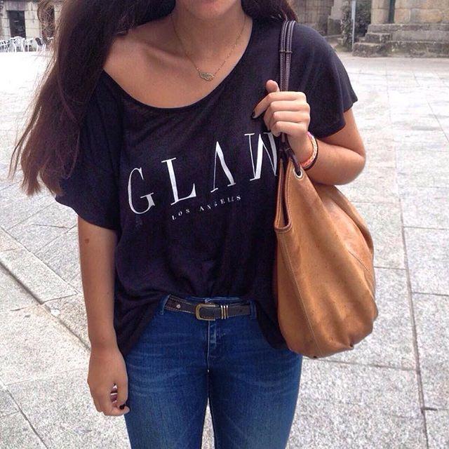 Always with my Talega - Leather shoulder bag