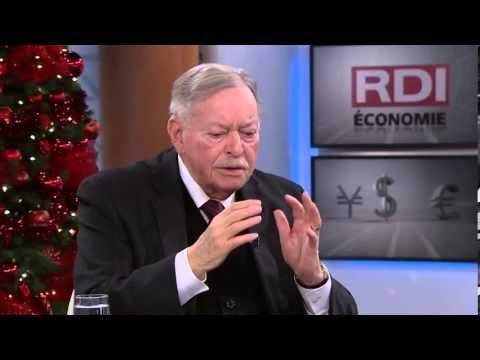 RDI Economie - Entrevue Jacques Parizeau