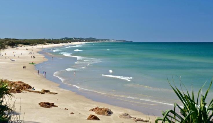 Coolum Beach Australia
