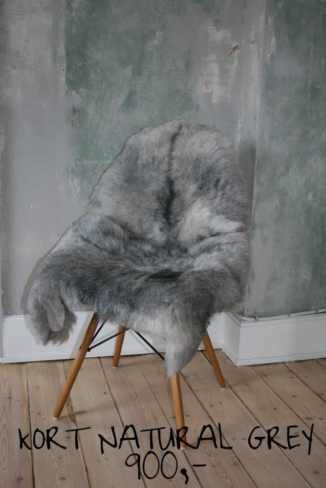 Islandske lammeskind - nature's collection
