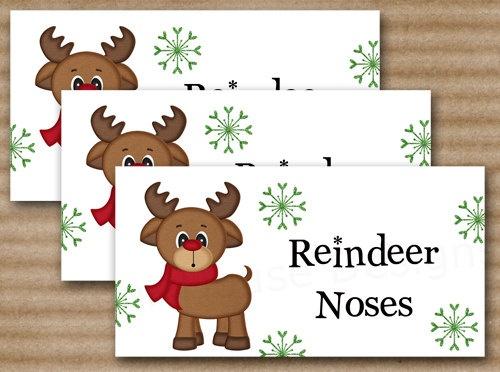... Reindeer Heads on Pinterest   Reindeer noses, Reindeer and Tree