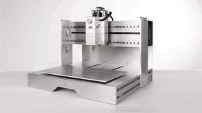 Evo - one desktop CNC