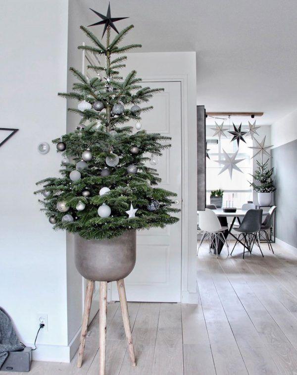 10 Beautiful Christmas Decor Ideas From Scandinavia Scandinavian Christmas Decorations Scandinavian Christmas Diy Christmas Scandinavian Style