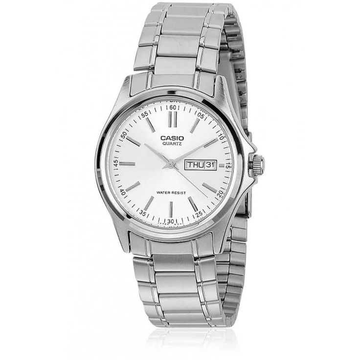 A must-have fashion accessory to own, this silver coloured analogue watch from Casio Classic Anaolg A205 Men's Watch is a perfect blend of style and utility