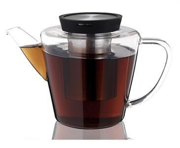 Théière en verre de chez Viva scandinavia à retrouver sur http://www.thekitchenette.fr/Produits/Details/650 #teapot #thé #scandinave #verre #design #théière