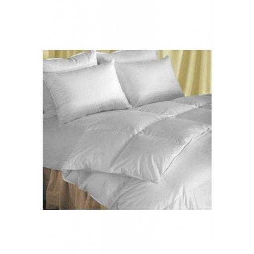 "White King Heavy Fill Down Alternative Duvet Insert Comforter 90""x 106"" #LuxuryHome #Traditional"