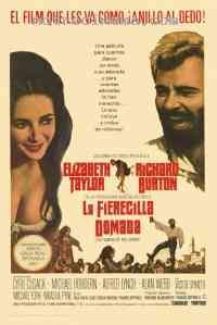 affiche La Mégère Apprivoisée 1967 zeffirelli