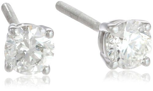 IGI Certified 14k White Gold Round-Cut Diamond Studs (1/2 cttw, H-I Color, SI2-I1 Clarity) Amazon Curated Collection,http://www.amazon.com/dp/B006A06G2K/ref=cm_sw_r_pi_dp_unhpsb1ZK4SFD8G6