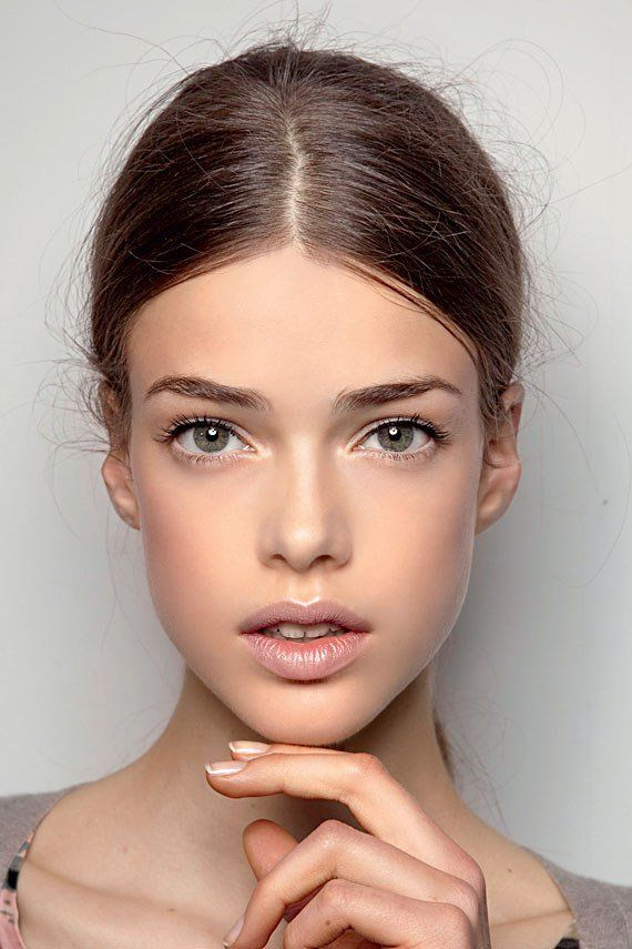 макияж нюд