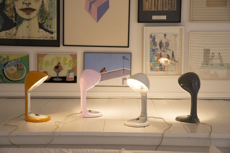 Clea table lamp by Christophe Mathieu